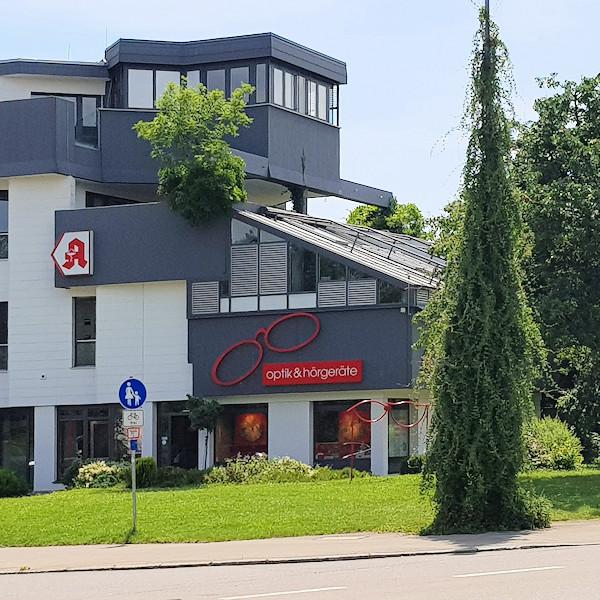 Ärztehaus in der Talstraße in Filderstadt-Bernhausen