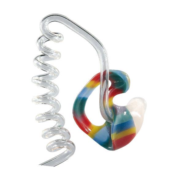 In-Ear mit Spiralschlauch