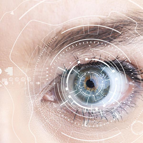 Technik zur Brillenanpassung