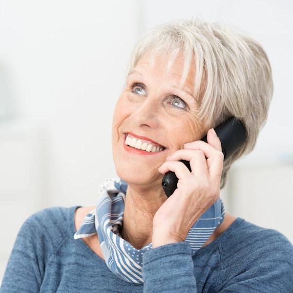 besser Telefonieren mit Hörgeräte Fischer