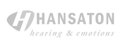 Logo der Fa HANSATON