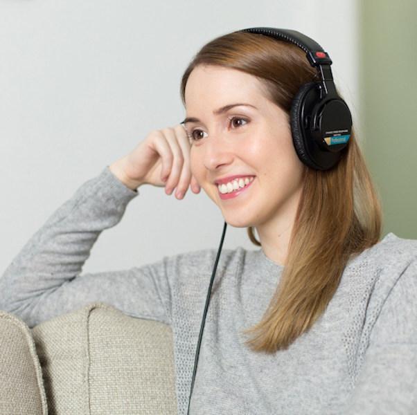 Online Hörtest für zuhause