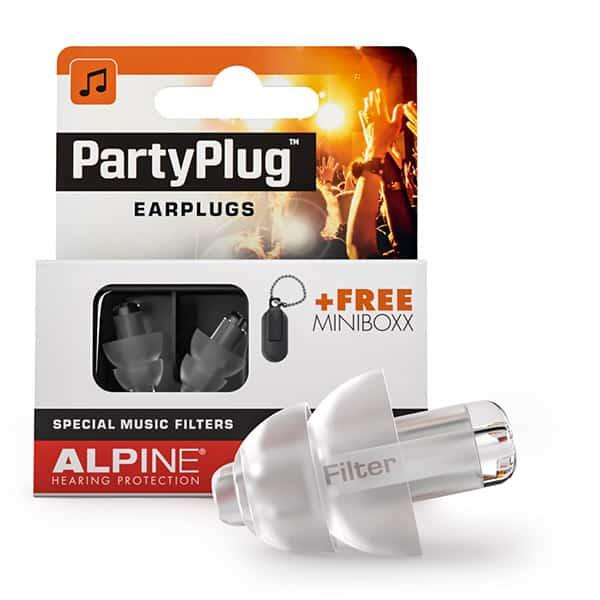 Gehörschutz für Partys oder Konzerte