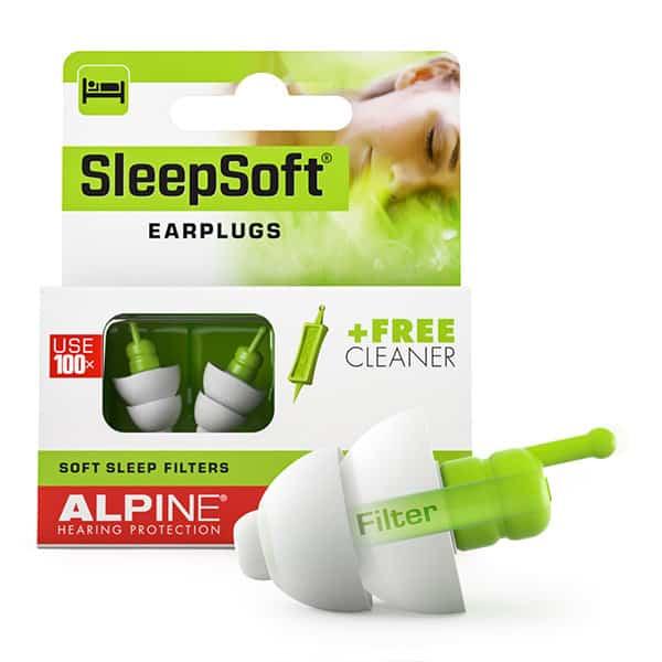 Gehörschutz zum Schlafen